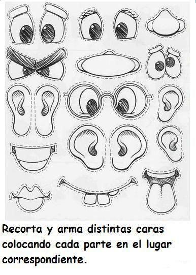 De De Silueta Y Del La Nina Dibujos Nino Cuerpo