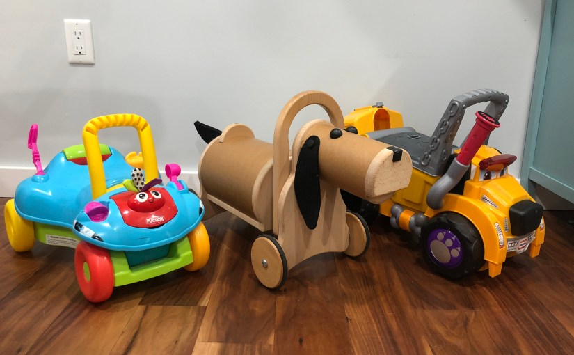 Part 3 of Worthwhile Toys for the Early Years