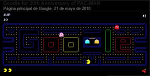 jugar al Pac-Man