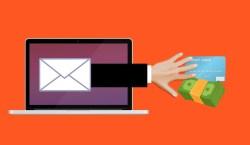 correos electrónicos falsos