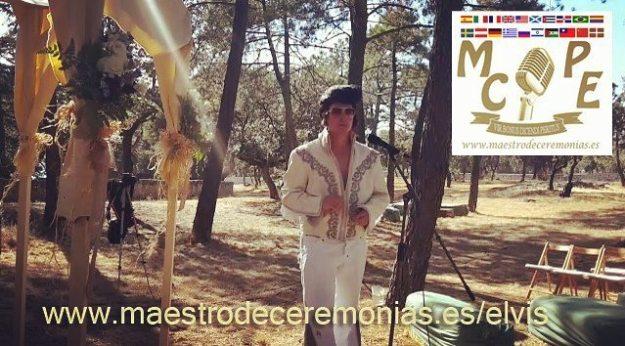 ELVIS está vivo, El Rey del Rock puede celebrar tu ceremonia de boda en Madrid como en las Vegas Wedding Chapels. Disfruta de una boda de fantasía y Rock and Roll. The King is ALIVE and in Madrid to celebrate your wedding Ceremonie as the King of Rock and Roll Toast Master www.maestrodeceremonias.es/elvis #bodaELVISmadrid #Elvismasterofceremonias #lasvegaschapelmadrid #elvistecasa #quenoscaseelvis #bodarockandrollelvis #bodasdivertidas #ceremoniasdefantasía #elvislasvegasmadrid #contrataraelvisenmadridPresentadores de Eventos y Maestros Oficiantes de Ceremonias y civiles en toda España, Celebraciones Boda Civil Bilingüesmc@maestrodeceremonias.esTel 644 597 199