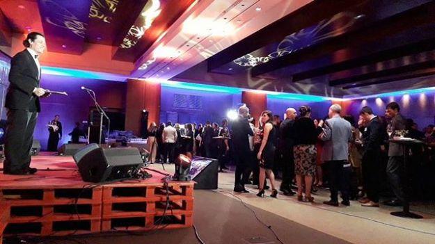 Presentación de la gala navideña 25 aniversario de Euro Pool System LPR en el Hotel tower Eurostars***** Madrid en español, inglés, portugués e italiano. Un evento divertido con bailes concierto, concursos, regalos, actores actrices animadores... una celebración por todo lo alto!Maestros de ceremonias, speakers y presentadores de eventos bilingües en toda España y en todos los idiomas#masterofceremoniesspain #hoteltowerevent #hoteleurostarsevents #madridbilingualhost #speakersmadrid #speakersspain #speakersempresa  #presentadorbilingüe Www.maestrodeceremonias.es www.presentadordeeventos.com www.monologuistas.es Tel 644 597 199# monologuistacómicomadrid #presentadordeeventosmadrid #speakermadrid #speakercorporativomadrid#presentadordivertidomadrid #eventomadrid #maestrodeceremoniasmadrid #presentadoresmadrid