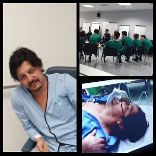 Experiential learning for health and pharmacy Professionals. Acting real to create a micro world and a better understanding of patience reality. #actorwork #realimpro #actingforlife #corporateactor #medicalfiction #actorroleplay #actorincompany #pharmatheater #sanitarytheater #bilingualactormadrid #teatroempresa  #improempresa #actorformacion #actorroleplay #actorempresa #nosoloteatro #trabajoactoral www.guillermocasta.comwww.presentadoresdeeventos.comWww.monologuistas.esTel: + 34 644 597 199