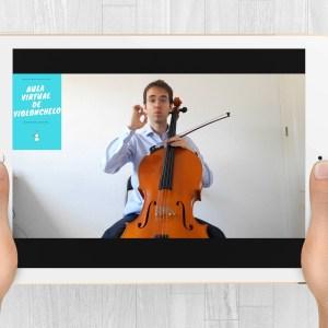 Aula virtual de violonchelo