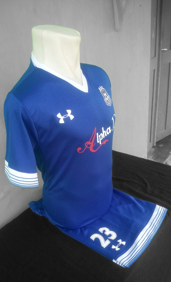 Jersey Chassis FC-buat jersey bola