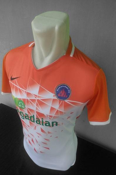 Jersey Futsal Pamanukan FC-buat jersey bola