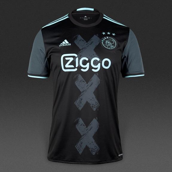 Baju bola Ajax Amsterdam - buat kostum futsal