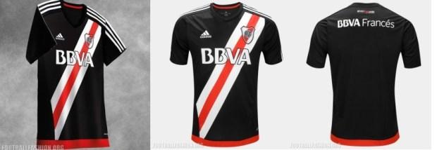 Jersey River Plate-bikin baju bola
