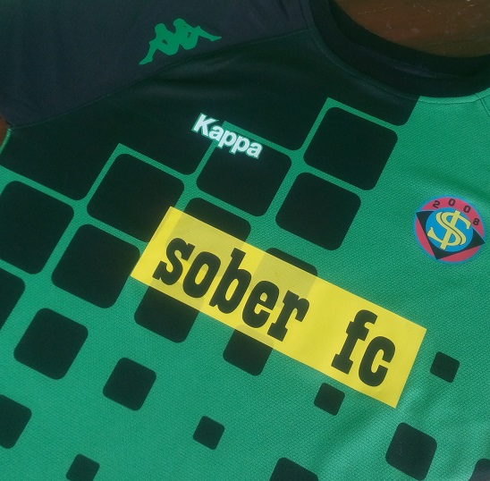 Jersey Sober FC-buat jersey futsal