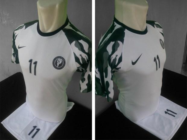 Jersey Laurensia FC-bikin baju futsal