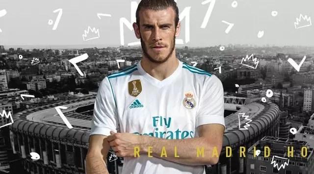 Jersey Real Madrid 2017-2018 - buat jersey futsal
