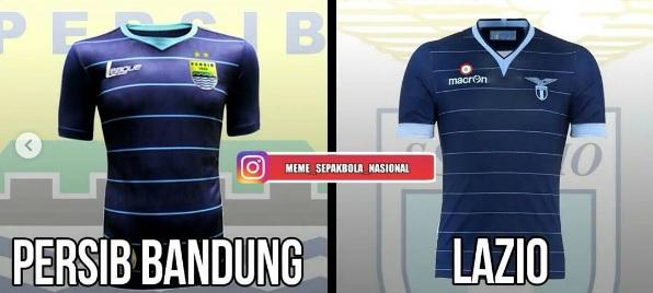 jersey Lazio-buat jersey bola