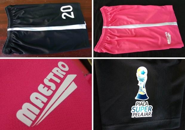 Celana Jersey Steral FC-buat jersey futsal desain sendiri