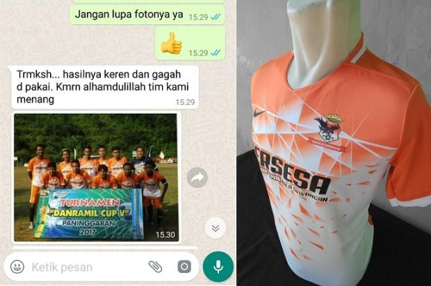 testimoni jersey persesa fc-buat jersey futsal printing desain sendiri