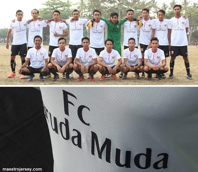 Tim Garuda FC-Buat Jersey Futsal Desain Sendiri