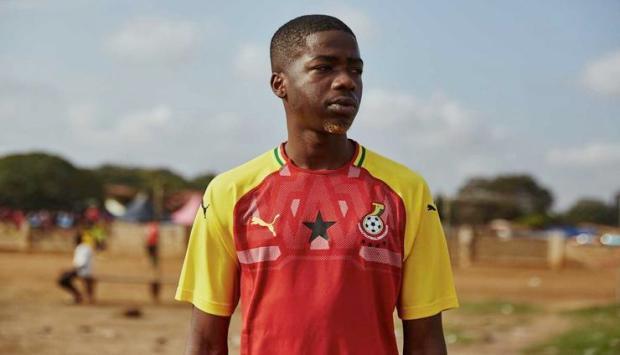 Buat Jersey Sepak Bola Ghana Dengan Sentuhan Khusus Yang Dilakukan Oleh Puma