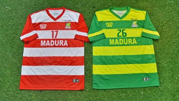 jersey sepak bola terbaru madura united MBB-buat jersey sepak bola