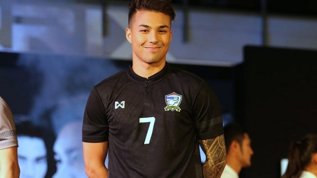 jersey sepak bola terbaru thailand