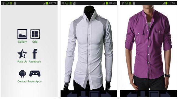 Aplikasi Desain Baju Bola dan Kaos Boys Shirt Designs
