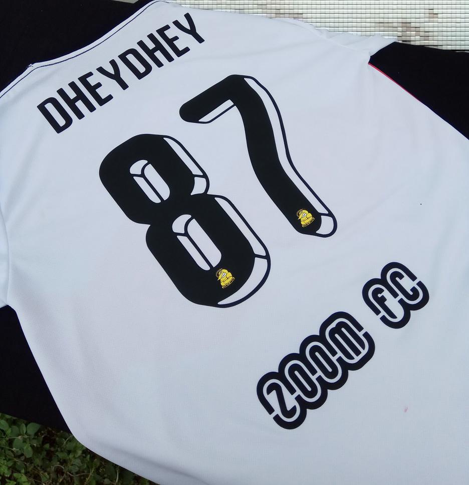 Jersey Futsal Printing Zoom FC Bali
