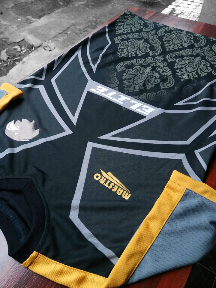 jersey printing futsal elite FC Malang