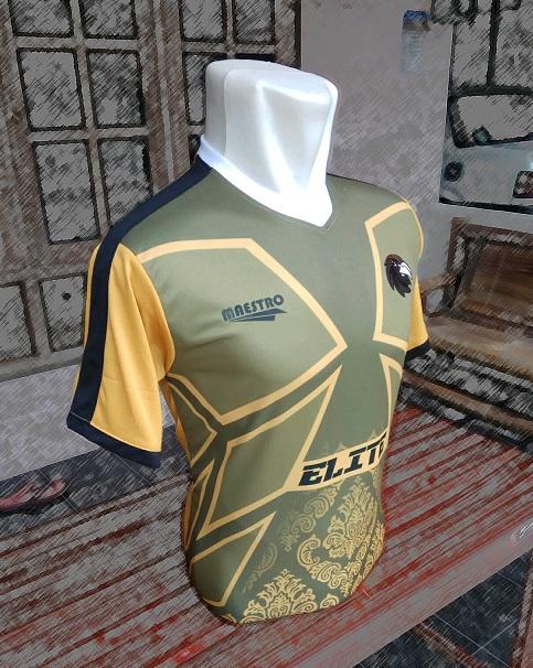 jersey printing futsal kiper elite