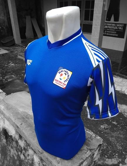 jersey printing elektrik PLN Tarakan