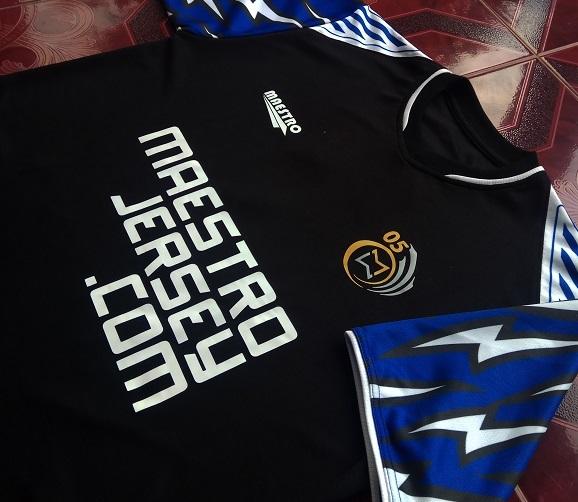 Jersey Futsal Printing SMANTI 05, Singkawang