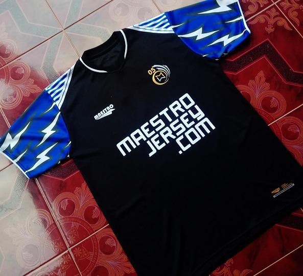 jersey SMANTI 05, Singkawang, Kalimantan Barat