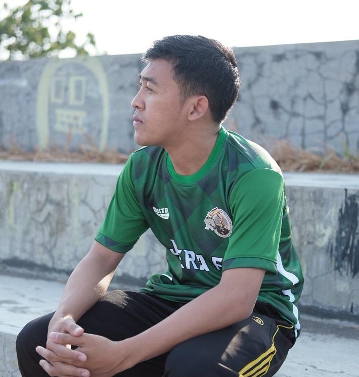 jersey printing futsal hijau