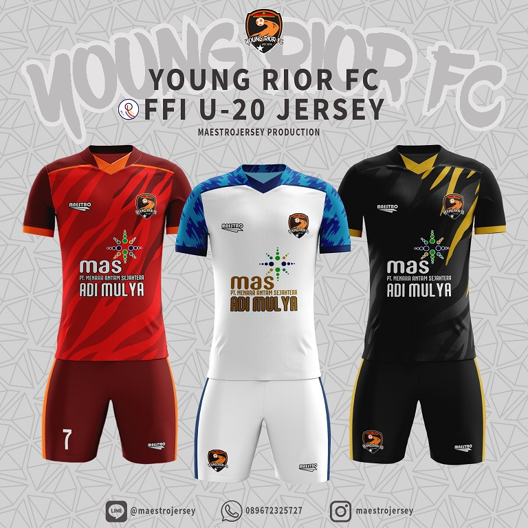 Jersey Young Rior FC
