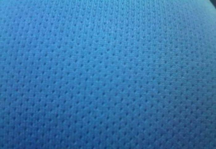bahan drifit dot micro untuk kaos tim bola