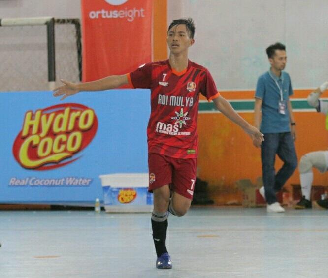 top score young rior fc angga yudhistira