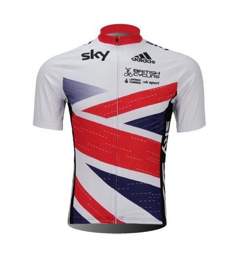 desian jersey sepeda bendera inggris