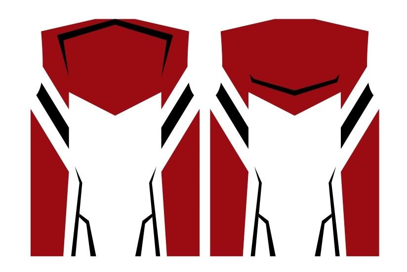 Desain Pola Kaos Full Print
