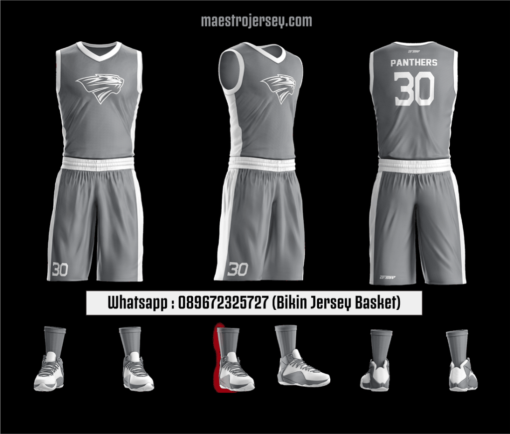 Aplikasi Desain Baju Basket