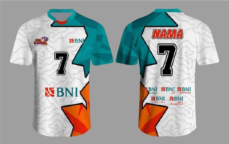 desain jersey BNI 46