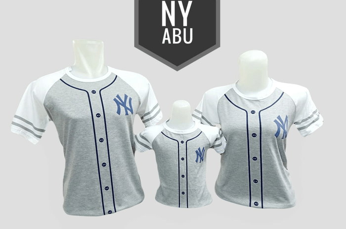 baju baseball couple
