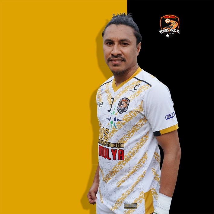 Maestro Jersey Merupakan Apparel Tim Futsal Nasional Young Rior FC
