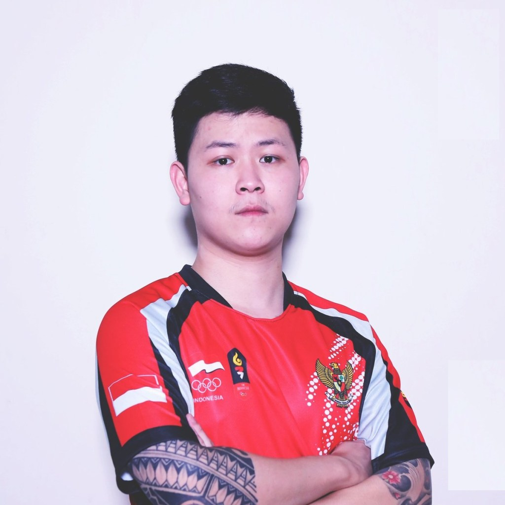 Jersey Gaming Indonesia