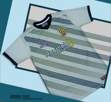 Kaos Bola Full Print Madinah FC