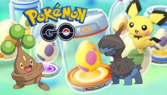defit egg pokemon go
