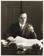Banker 1929 by August Sander 1876-1964
