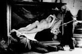 Brassai 339 Picasso and Jean Marais posing as painter and model, 1944