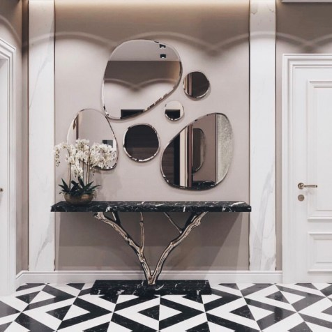 geomeric floor