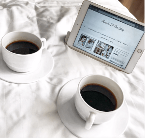 Maevka27 Blog About Us Page Coffee