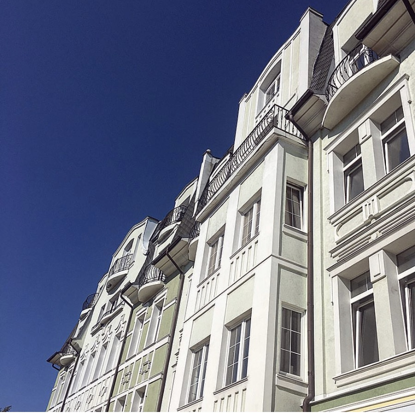 архитектура в калинградской области зеленоградске