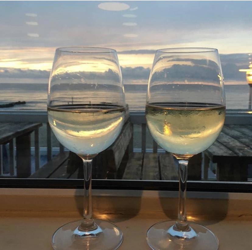 ресторан у моря дача вино море зеленоградск