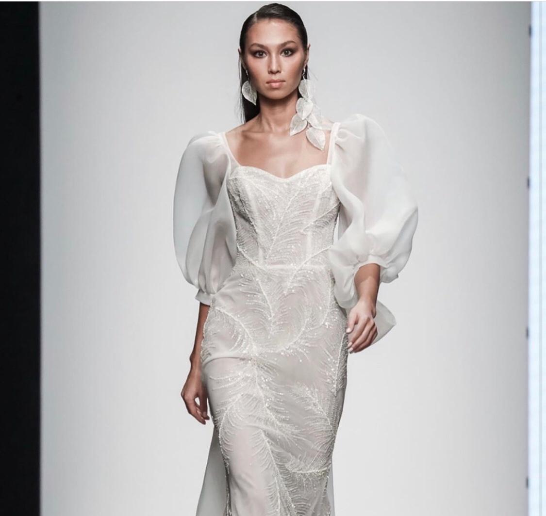 показ speranza couture mercedes benz fashion week russia