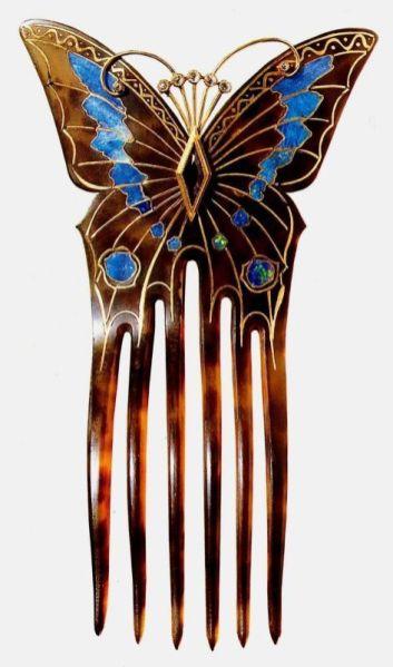 ювелирные украшения арт нуво